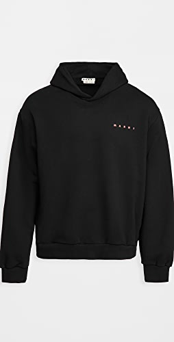 Marni - Hooded Sweatshirt