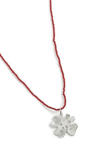 Marni Clover Necklace