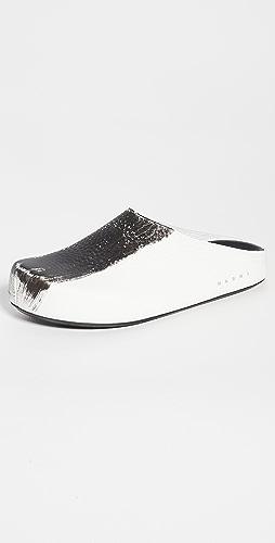 Marni - Sabot Shoes