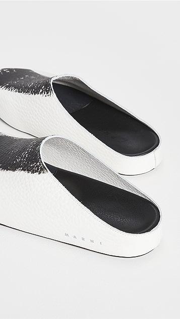 Marni Sabot Shoes