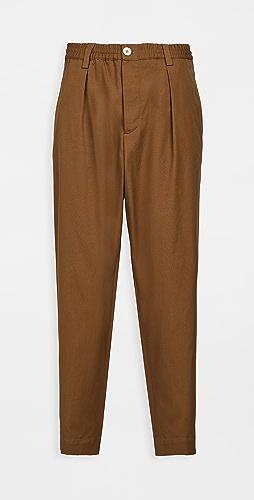 Marni - Cotton Trousers
