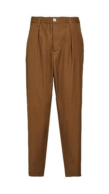 Marni Cotton Trousers