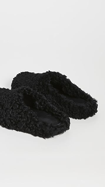 Marni Fussbett Sabot Sandals