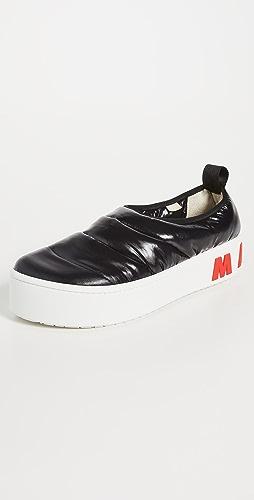 Marni - Puff Sneakers