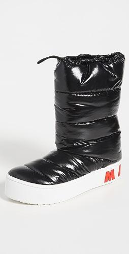 Marni - Puff Boots