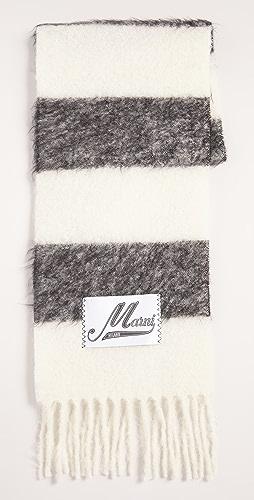 Marni - Striped Scarf