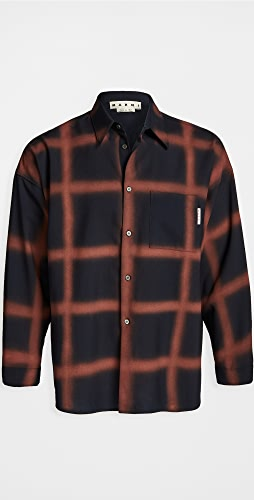 Marni - Long Sleeve Shirt