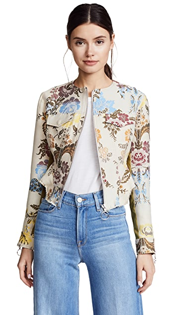 Marques Almeida Classic Jacket With Peplum