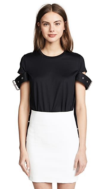 Marques Almeida Belt Sleeve Tee
