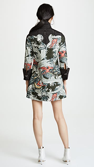 Marques Almeida Cowboy Janis Dress