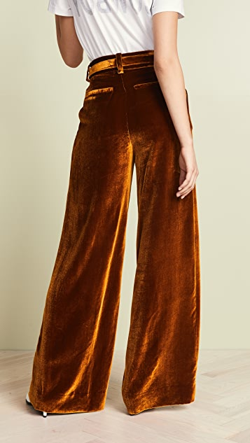 Marques Almeida Wide Leg Trousers