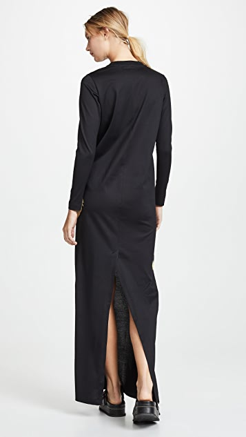 Marques Almeida Макси-платье