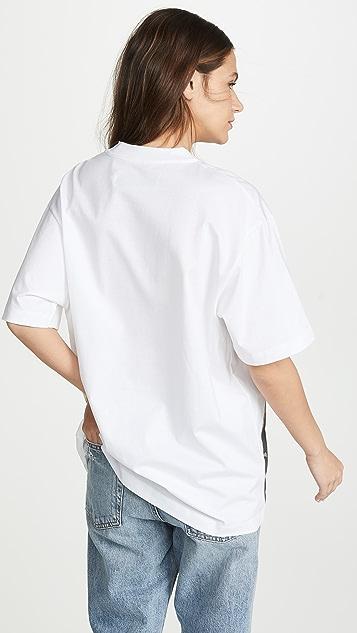 Marques Almeida Classic Oversized T-Shirt
