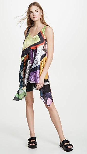 Marques Almeida Asymmetric Dress