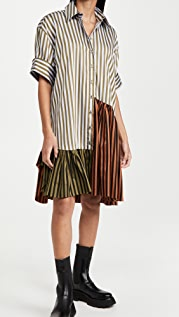 Marques Almeida Patchwork Shirt