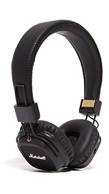 Marshall Major II Over the Ear Headphones