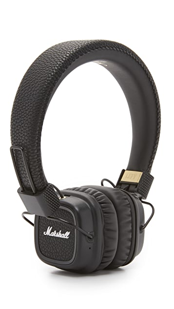 Marshall bluetooth headphones major - sleep phone headphones bluetooth