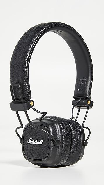 Marshall Major III Wired Headphones