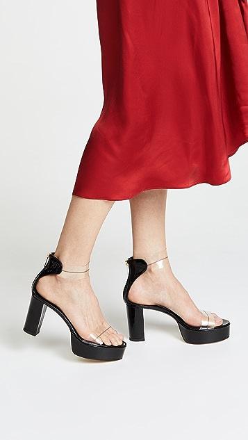 MARSKINRYYPPY Piwi Platform Sandals