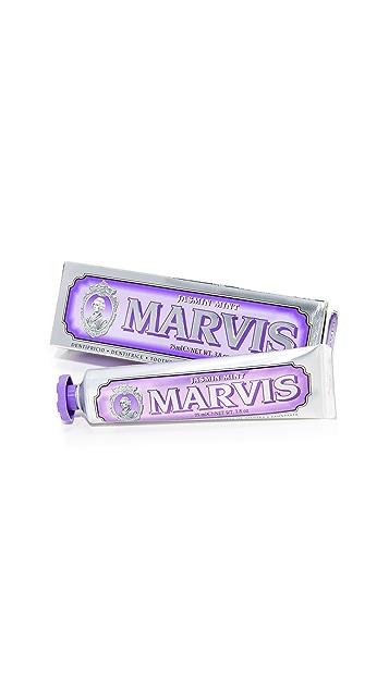 Marvis 茉莉薄荷牙膏