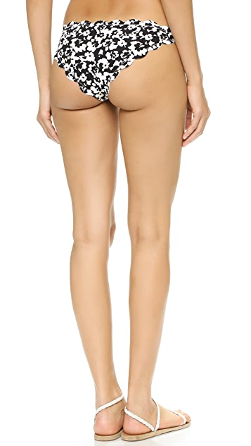 Marysia Antibes Scallop Bikini Bottoms