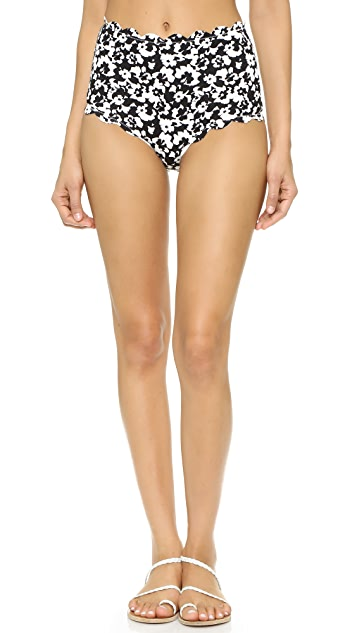 b653d699cad0e Marysia Santa Monica High Waist Bikini Bottoms | SHOPBOP