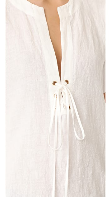 Marysia Nantucket Cover Up Dress