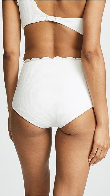 Marysia Palm Springs High Waist Bikini Bottoms