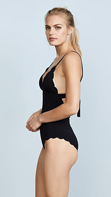 Marysia Fixed Tri Maillot One Piece