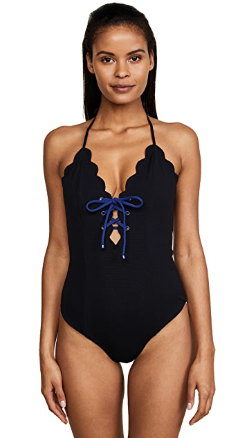 Marysia Broadway Tie Maillot