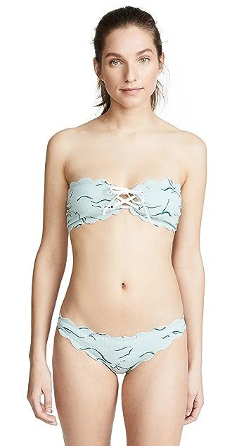 Marysia Antibes Bikini Top