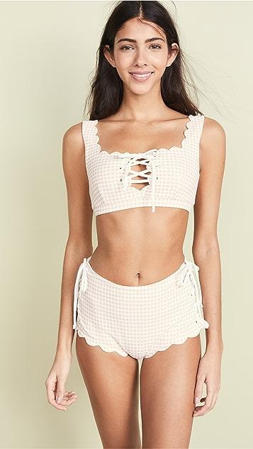 Marysia Плавки бикини Palm Springs с завязками