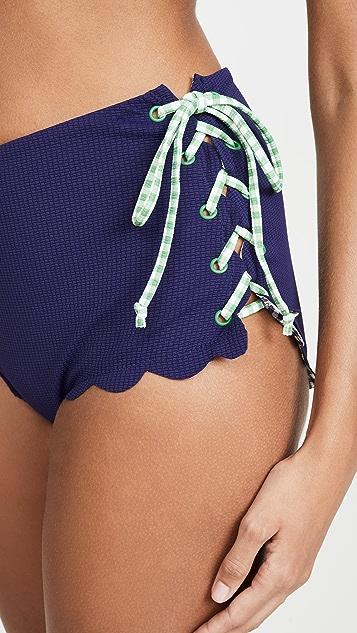 Marysia Palm Springs 绑带泳裤