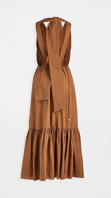 Marysia Seashell 长连衣裙