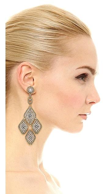 Miguel Ases Belle Earrings