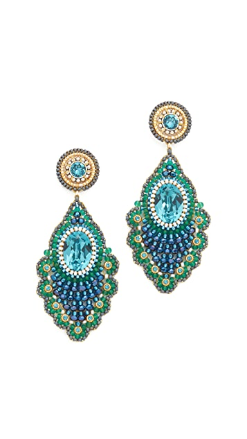 Miguel Ases Elizabeth Earrings