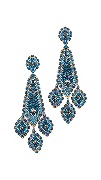 Miguel Ases Charlotte Earrings