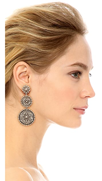 Miguel Ases Sophia Earrings