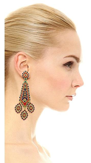 Miguel Ases Sydney Earrings