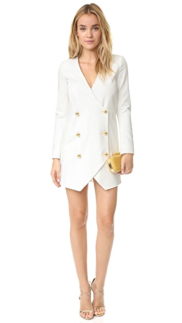 Michelle Mason Blazer Dress