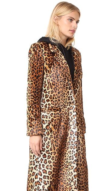 Michelle Mason Maxi Coat