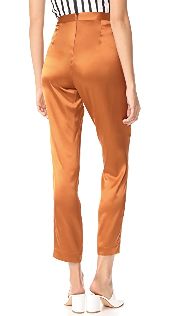 Michelle Mason Wrap Pants