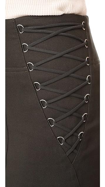 Michelle Mason Corset Skirt
