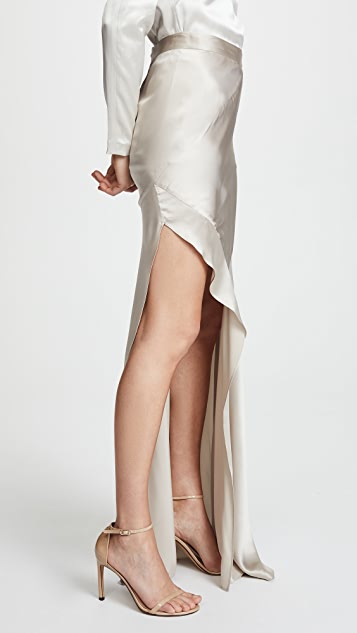 Michelle Mason Maxi Skirt