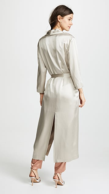 Michelle Mason Smoking Robe