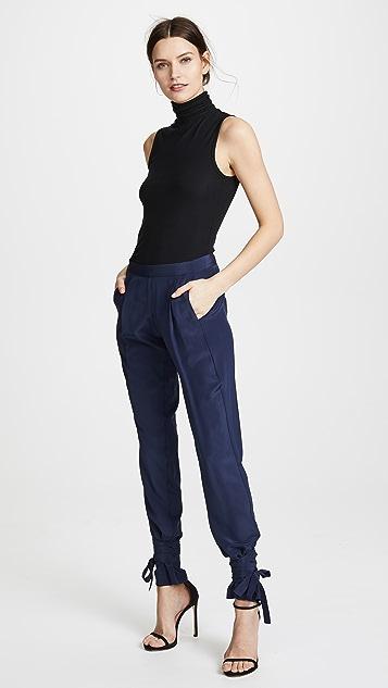 Michelle Mason Ninja Pants - Navy