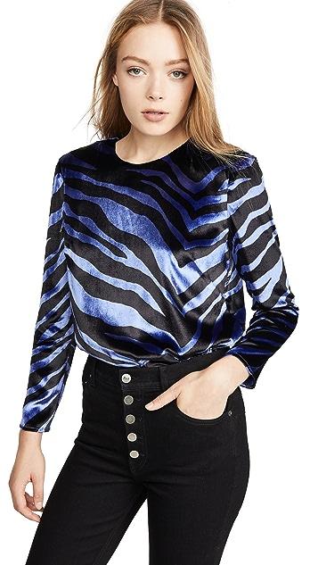 Michelle Mason 长袖 T 恤