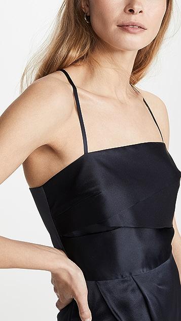 Michelle Mason Banded Dress