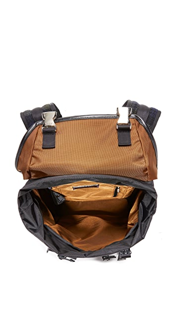 Master-Piece Mallalieus Tweed Backpack