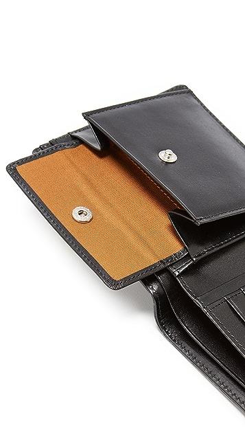 Master-Piece x nowartt Bandana Stamped Wallet